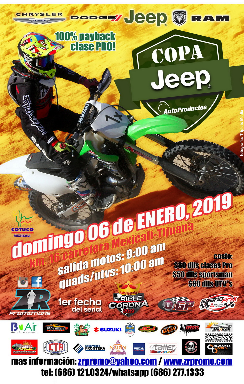 2019 Copa Jeep Autoproductos